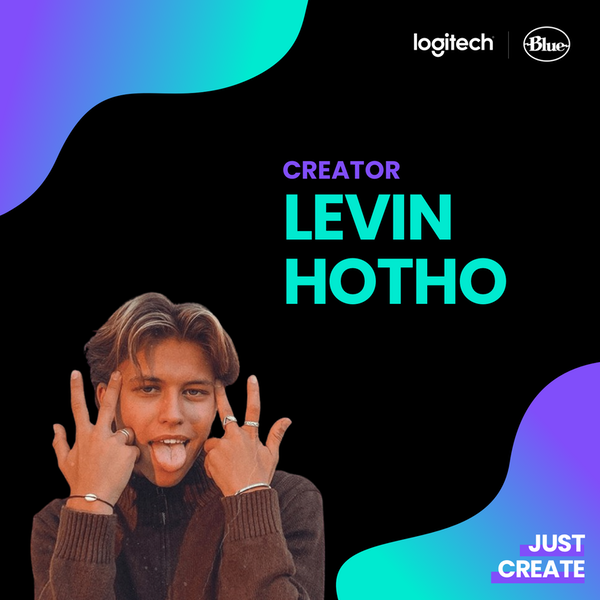 Levin Hotho, Creator |Just Create Image