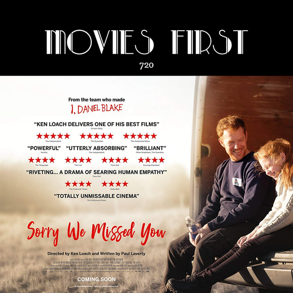 720: Sorry We Missed You (Drama) (the @MoviesFirst review)