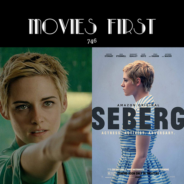 746: Seberg (Biography, Drama, Thriller) (the @MoviesFirst review)
