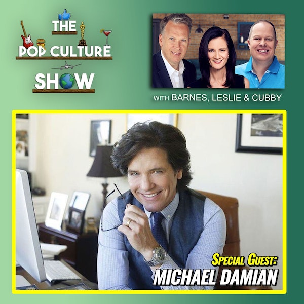 The Indecent Proposal + Michael Damian Interview Image