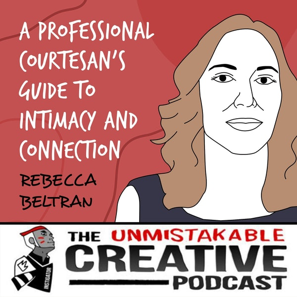 Rebecca Beltran | A Professional Courtesan's Guide to Intimacy and Connection Image