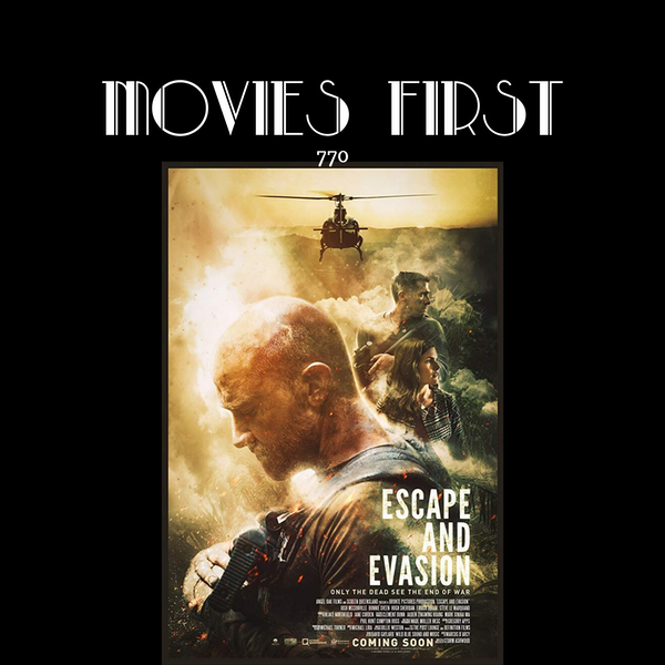 Escape and Evasion (Drama, War)(the @MoviesFirst review) Image