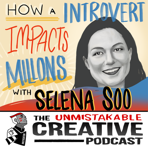 Listener Favorites: Selena Soo | How an Introvert Impacts Millions Image