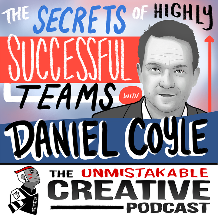 Daniel Coyle: The Secrets of Highly Successful Teams