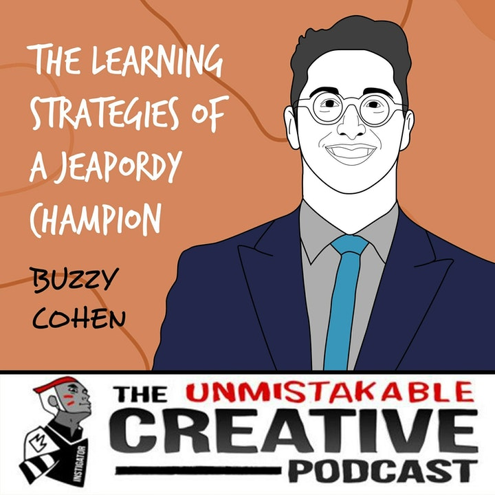 Buzzy Cohen | The Learning Strategies of a Jeopardy Champion