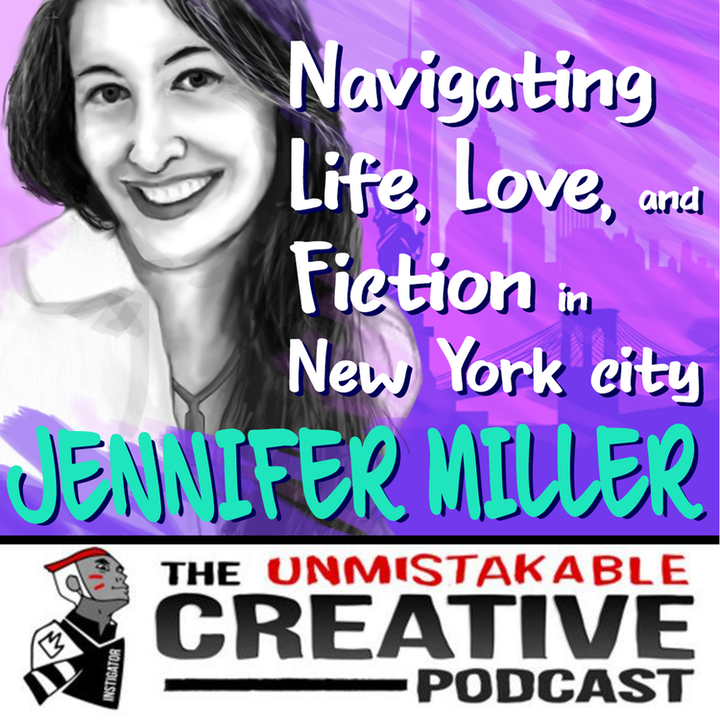 Listener Favorites: Navigating Life, Love and Fiction in New York City with Jennifer Miller