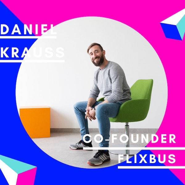 Daniel Krauss, FlixBus | Best of Jungunternehmer Podcast Image