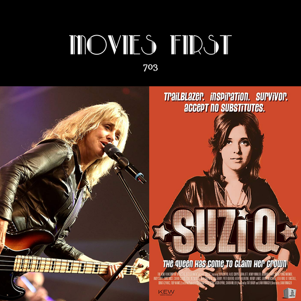 703: Suzi Q (Documentary) (the @MoviesFirst review)