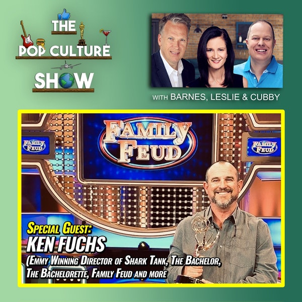 Ken Fuchs Interview (Shark Tank + Bachelor Franchise Director) + Black Panther + Cobra Kai Image