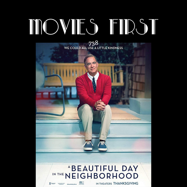 738: A Beautiful Day In The Neighborhood (Biography, Drama) (the MoviesFirst review) Image