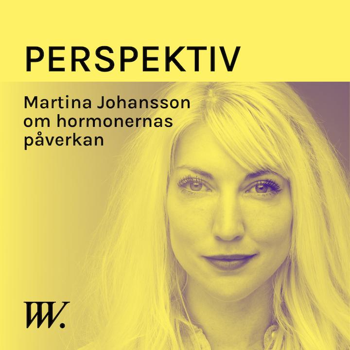 Episode image for 58. Hormonernas påverkan på kroppen och livet - med Martina Johansson