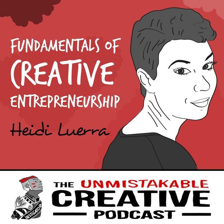 Heidi Luerra: Fundamentals of Creative Entrepreneurship