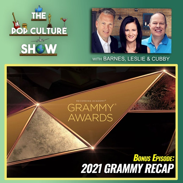 BONUS EPISODE: 2021 Grammy Recap Image