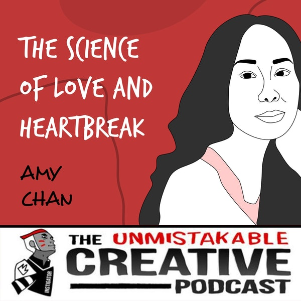 Amy Chan | The Science of Love and Heartbreak Image