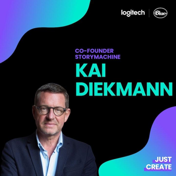 Episode image for Kai Diekmann, StoryMachine | Just Create