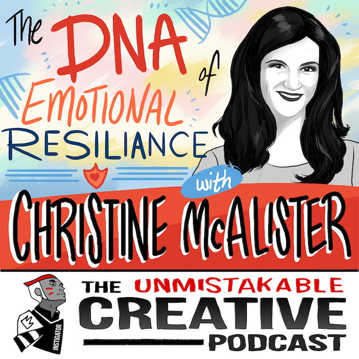 Christine McAlister: The DNA of Emotional Resilience