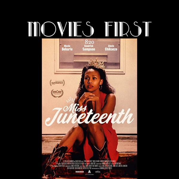 Miss Juneteenth (Drama) (the @MoviesFirst review) Image