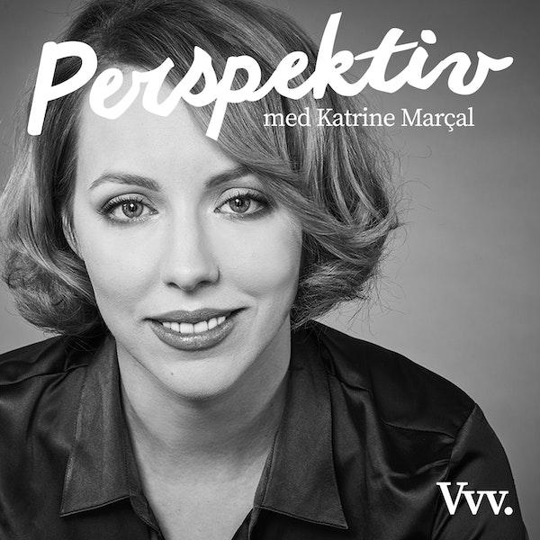 34. Myten om den ekonomiske mannen - med författaren Katrine Marçal Image