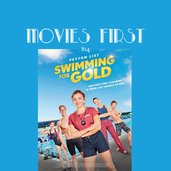 Swimming For Gold (Family, Sport) (the @MoviesFirst review) Image