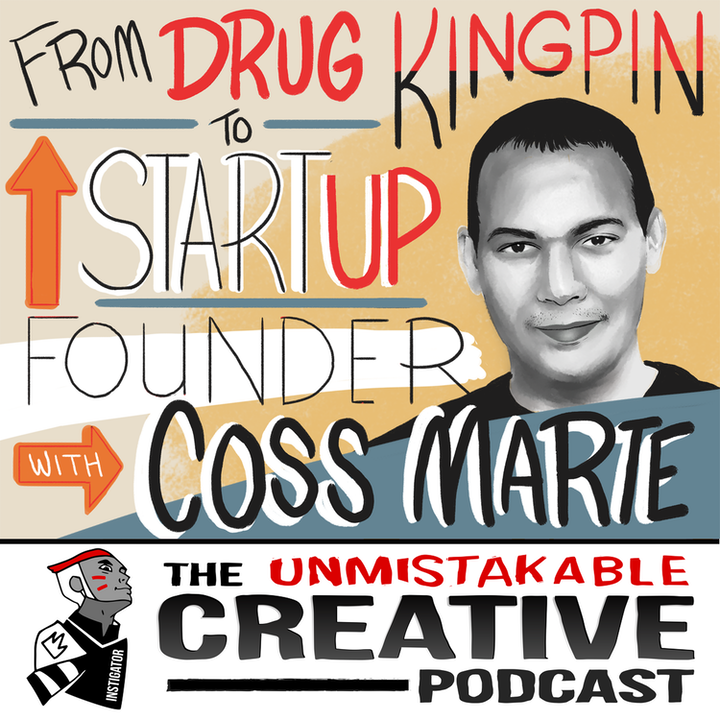 Coss Marte: From Drug Kingpin to Startup Founder