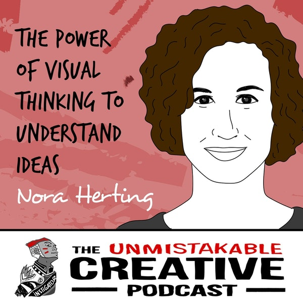 Nora Herting   The Power of Visual Thinking to Understand Ideas Image