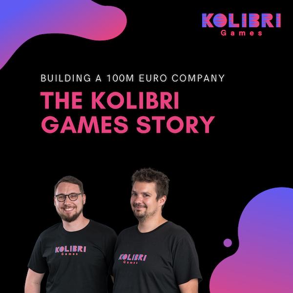 Die Kolibri Games Story (Teil 2) - Daniel Stammler, Janosch Sadowski | Gründerstories Image