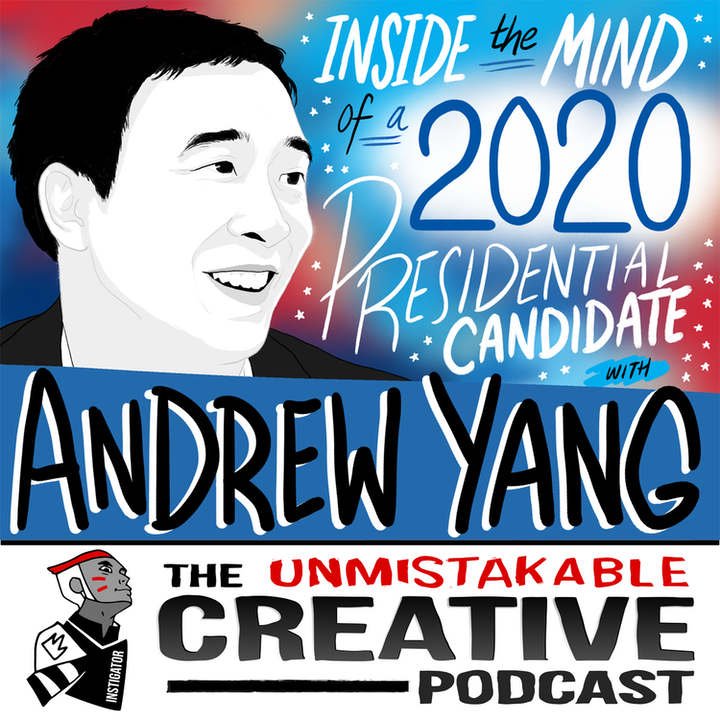 Andrew Yang: Inside the Mind of a 2020 Presidential Candidate