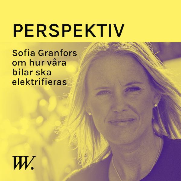 64. Elektrifieringen av fordonsparken - med Sofia Granfors Image