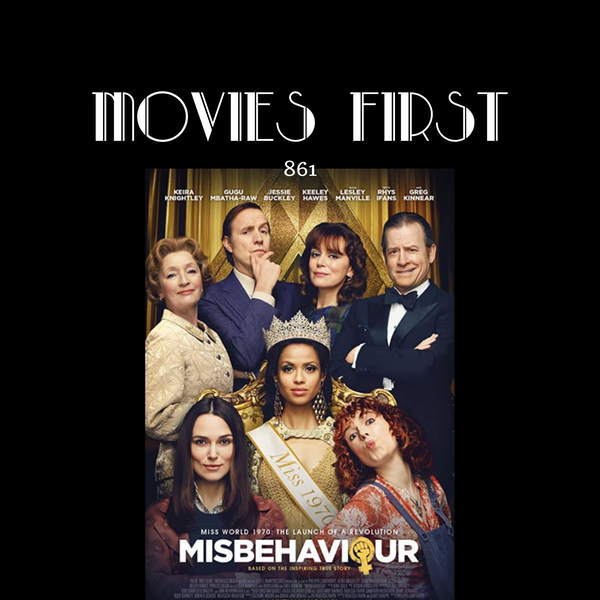 Misbehaviour (Comedy, Drama, History) (the @MoviesFirst review) Image