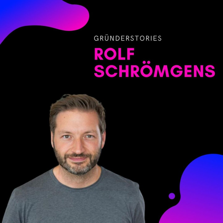 Episode image for Rolf Schroemgens, Trivago | Gründerstories