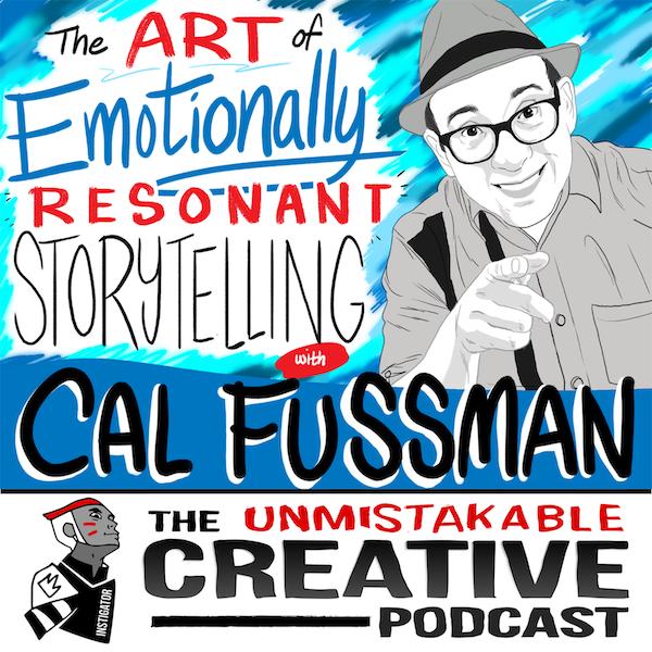 Listener Favorites: Cal Fussman | The Art of Emotionally Resonant Storytelling Image