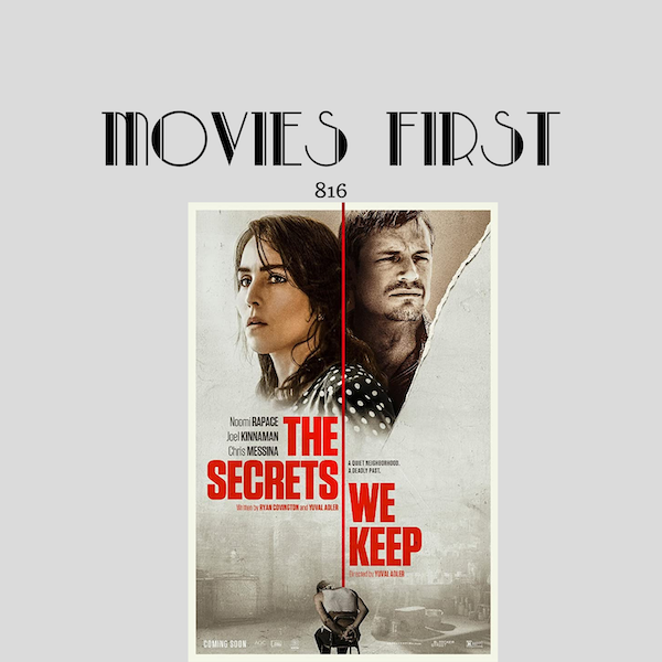 The Secrets We Keep (Drama, Thriller) (the @MoviesFirst review) Image