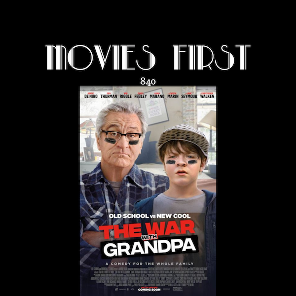 The War with Grandpa (Comedy, Drama, Family) (the @MoviesFirst review) Image