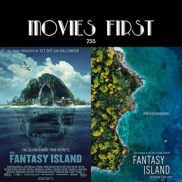 755: Fantasy Island (Adventure, Comedy, Horror)(the @MoviesFirst review)