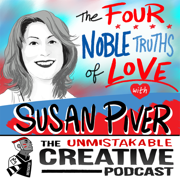 Listener Favorites: Susan Piver | The Four Noble Truths of Love Image
