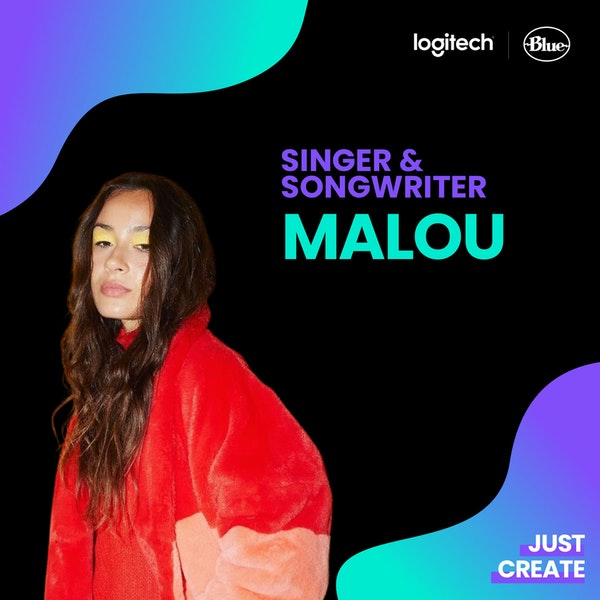 Malou, Singer & Songwriter | Just Create Image