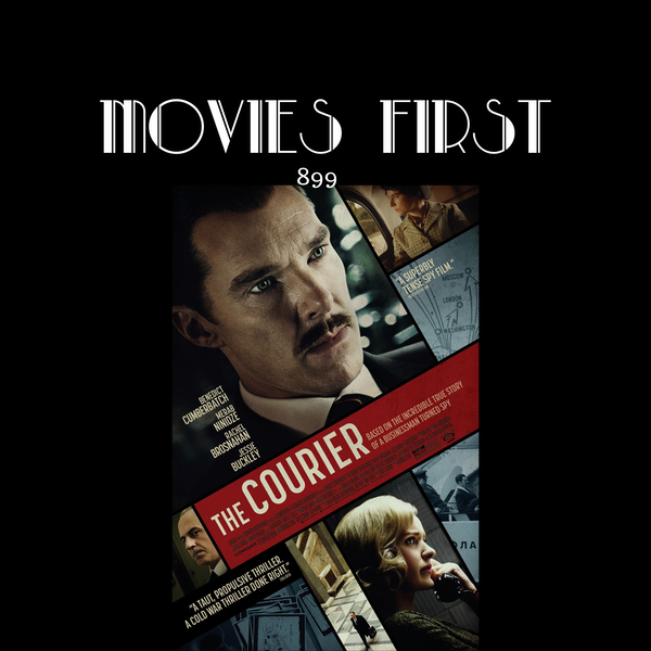 The Courier (Thriller) (the @MoviesFirst review)