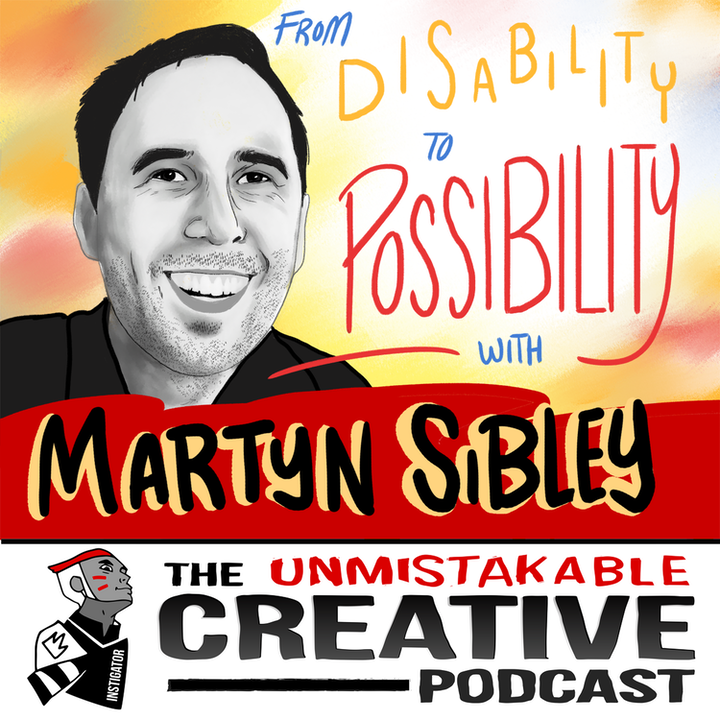 Martyn Sibley: From Disability to Possibility