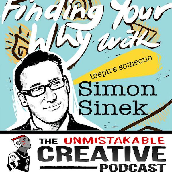 Listener Favorites: Simon Sinek | Finding Your Why Image