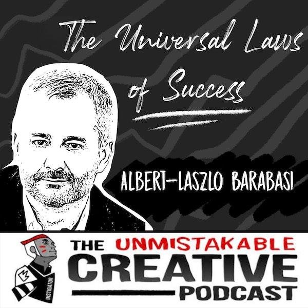 Best of 2019: Albert-Laszlo Barabasi: The Universal Laws of Success Image