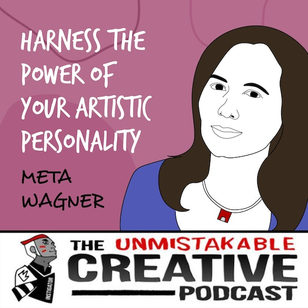 Meta Wagner | Harness the Power of Your Artistic Personality Image