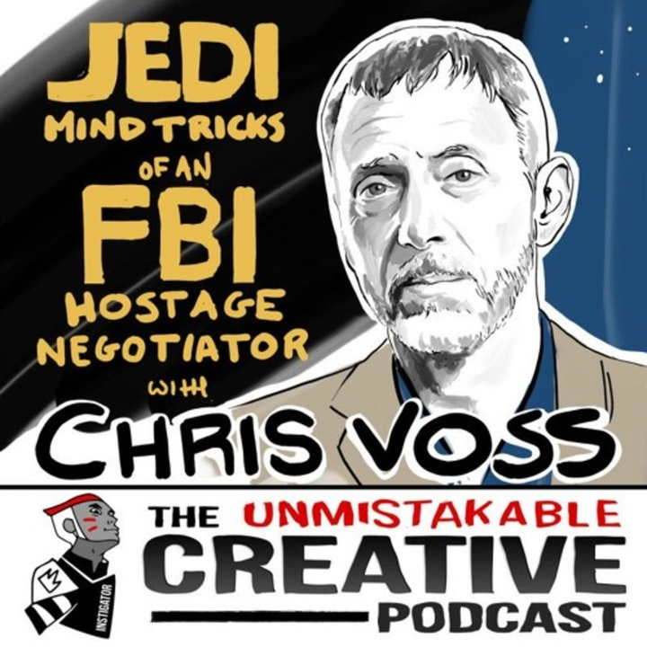 Best of: Jedi Mind Tricks of an FBI Hostage Negotiator with Chris Voss