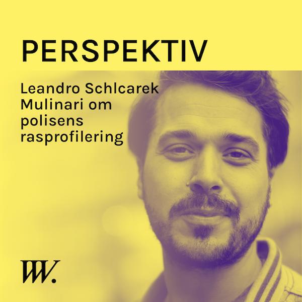 62. Präglas polisens agerande av rasism, Leandro Schclarek Mulinari? Image