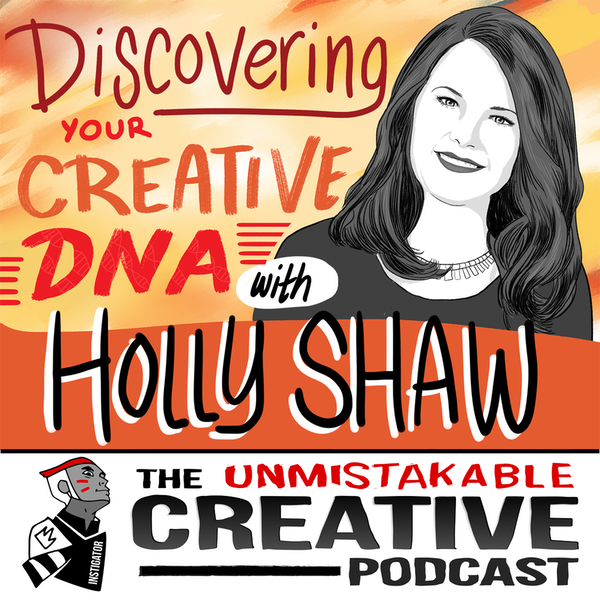 Holly Shaw: Discovering Your Creative DNA Image