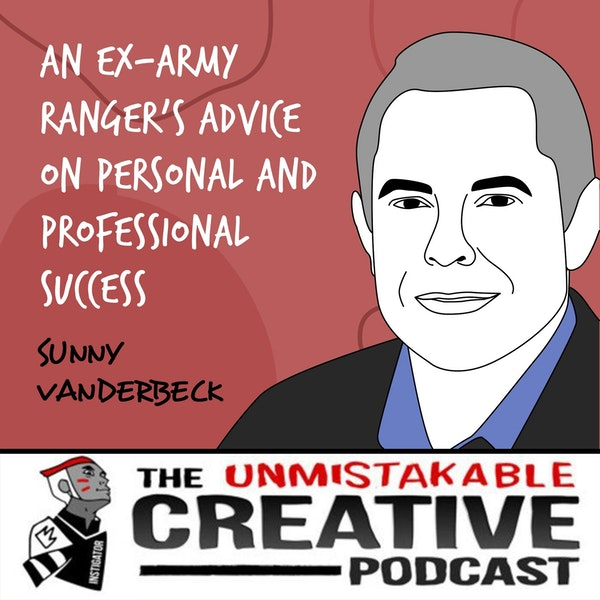 Sunny Vanderbeck | An Ex-Army Ranger's Advice on Personal and Professional Success Image