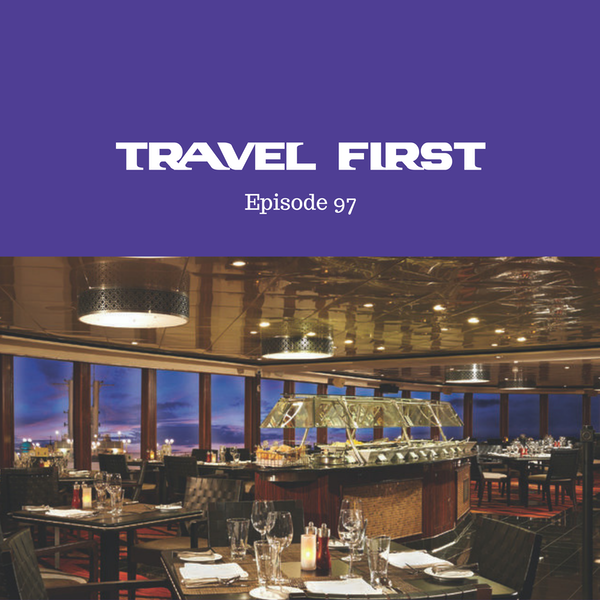 97: Cruising on the Norwegian Jewel Part 3 - The Restaurants & Food Image