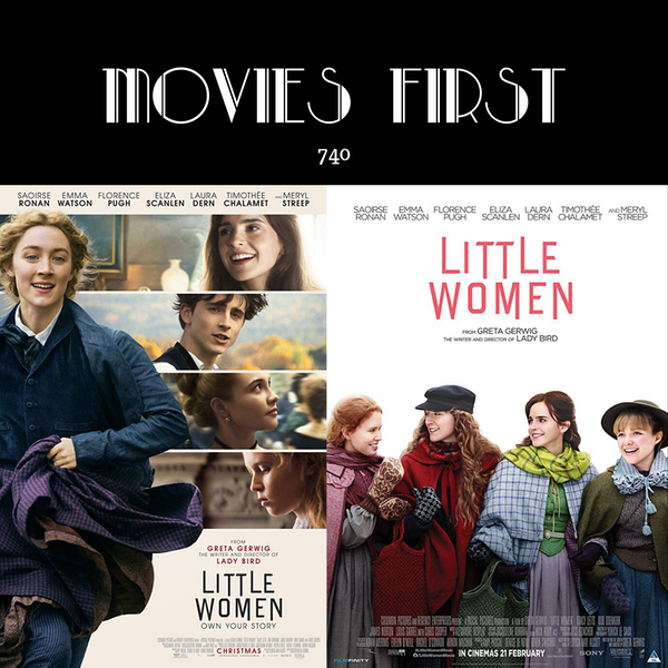 740: Little Women (Drama, Romance) (the @MoviesFirst review) Image