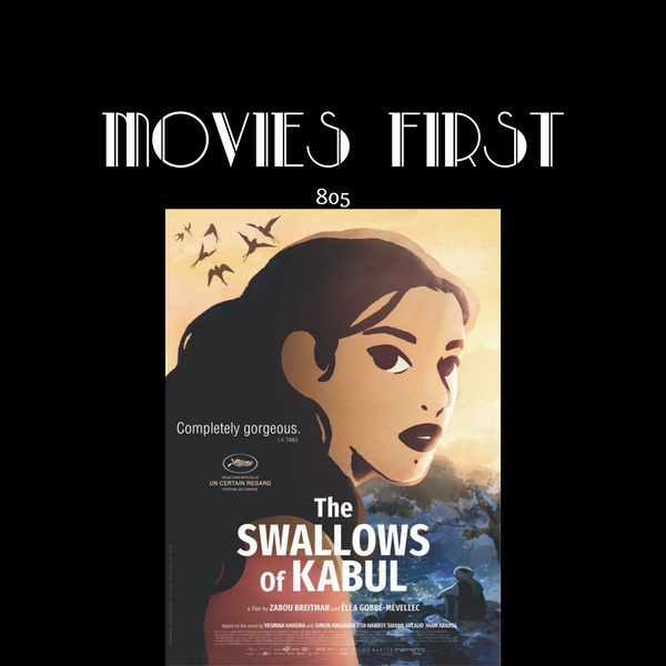 The Swallows of Kabul (Animation, Drama, War)(the @MoviesFirstreview)
