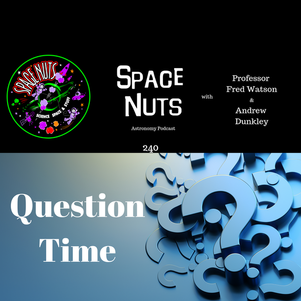 It's Question Time