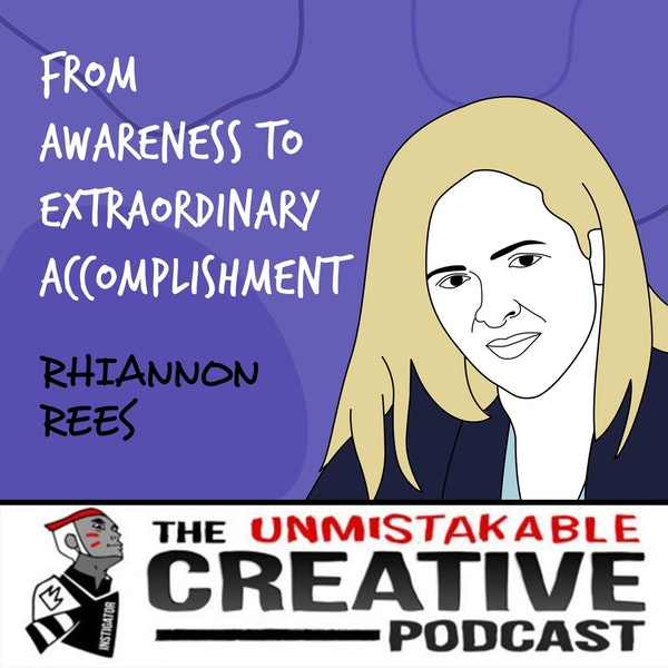 Rhiannon Rees | From Awareness to Extraordinary Accomplishment Image